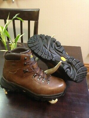 af5ce9e98e0 VASQUE SUMMIT GTX Coffee Bean Gore-Tex Leather Hiking Boots Men's US 10.5
