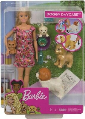 NEW Barbie Doggy Daycare from Mr Toys