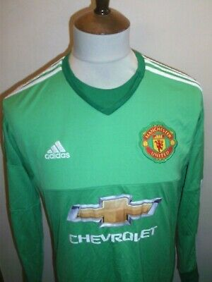 Manchester United Football Shirt Size Medium