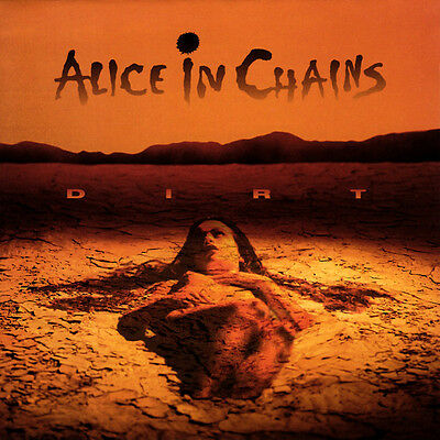 Alice In Chains - Dirt CD - ROOSTER ALBUM SEALED NEW COPY Seattle Grunge Classic
