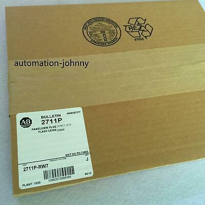 2711P-RW7  Allen Bradley 2711PRW7   NEW IN BOX   Original *zp