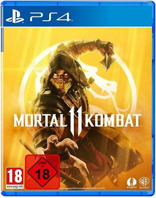 Mortal Kombat 11 (PS4 PlayStation 4) (NEU & OVP) (Blitzversand)
