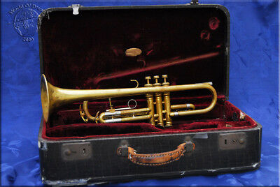 Tromba King Superior s/n 62172 trumpet 1950 early model trumpet