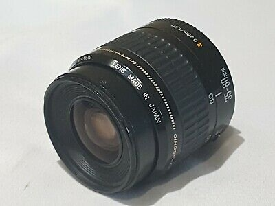 Canon EF 35-80mm ultrasonic zoom lens for digital or film EOS cameras