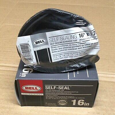 """Bike /& Bicycle 24/"""" Selfseal Inner Tube Bell Sports 1006495 seals instantly 5Pk"""