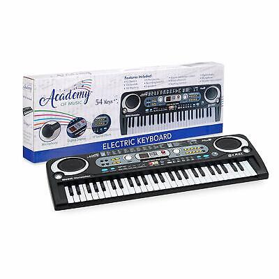 Academy of Music TY5906 Electric Keyboard for Kids - 54 Key Beginner Piano