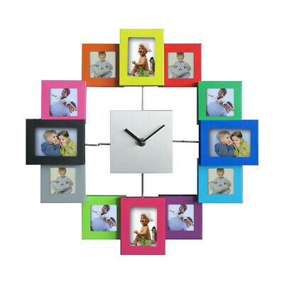 12 Multi Aperture Modern Collage Photo Family Picture Frame