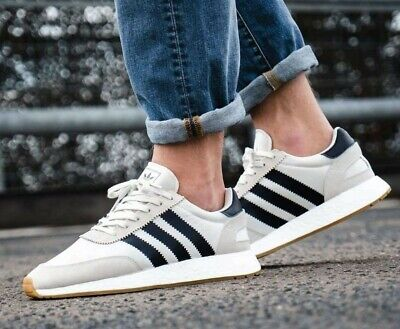 buy online 92441 a7d6a New ADIDAS Originals Iniki I-5923 Sneaker Mens gray navy all sizes