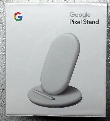 Google Pixel Stand QI compatible Wireless Charger GA00507-US *NEW AND SEALED*