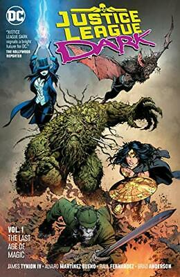 Justice League Dark Volume 1 by James Tynion IV New Paperback Book