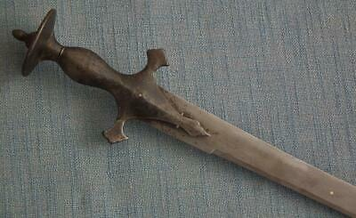 Antique Indo Persian Islamic Sword Shamshir Mughal Indian Talwar Tulwar India