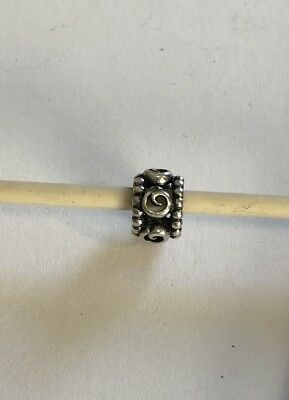 Authentic Pandora Ring Of Roses 790456 Retired ALE 925 Silver