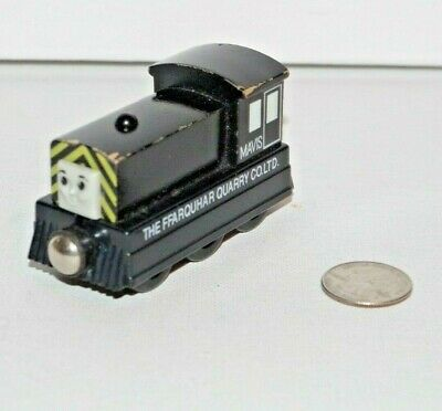 Thomas Friends Wooden Railway Train Tank Engine Mavis Quarry Guc 2003