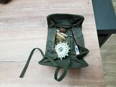 Trousse de couture US ARMY WW2 1942