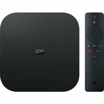 XIAOMI MI TV BOX S 4K 2+8GB BLACK NERO TV Box con telecomando