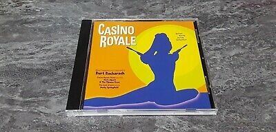 Casino Royale Soundtrack CD 2002 Burt Bacharach GREAT COND Dusty Springfield OOP