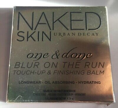 urban decay naked skin ONE & DONE -light to medium compact ...