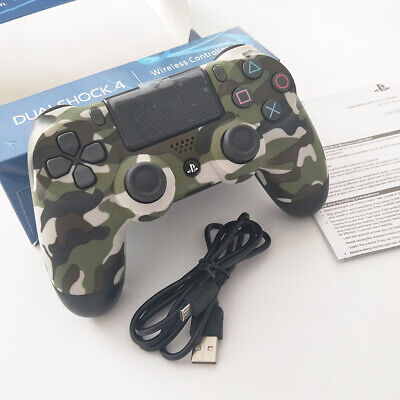 Gamepad for PS4 Wireless Controller Dualshock 4 Bluetooth Playstation Handle