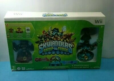 Juguetes Skylanders Swap Force Portal - Blast Zone Wash Buckler Stealth Elf Pack