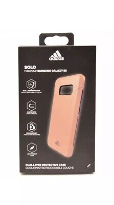 ADIDAS SOLO Case for Samsung Galaxy S8 Rose Pink $9.99