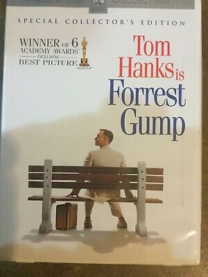 Forrest Gump (WS DVD, 2-Disc Special Collector's Edition)-Tom Hanks, Sally Field