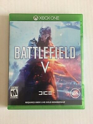 Battlefield V Xbox One - Brand New & Sealed!