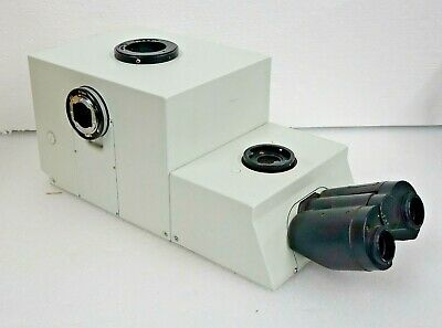 Olympus AX70 Microscope Trinocular Head 35mm Camera U-Photo BX