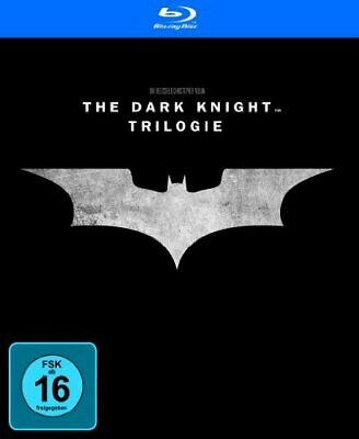 The Dark Knight Trilogy 5-Disc Special Edition Blu-Ray