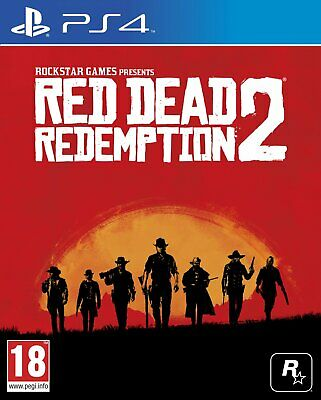 Red Dead Redemption 2 Ps4 Leer Descripción (Read Description)