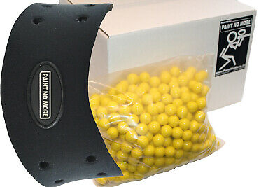 White Box 500 Paintballs Cal 68 inkl Halsschutz Paintball Magfed PaintNoMore
