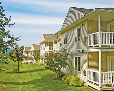 Vacation Village In The Berkshires **wk 45 Triennial Lock-Off** Timeshare Sale