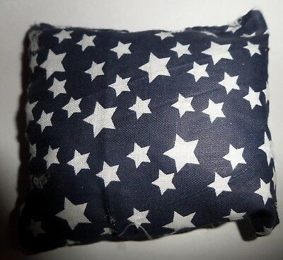 New Blue Star  Catnip Cushion Toys - Cosmic Kitty - Handcrafted