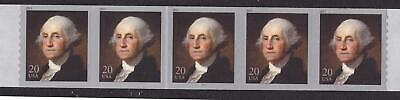 PNC5 20c Washington SA P11111 US 4512 MNH F-VF