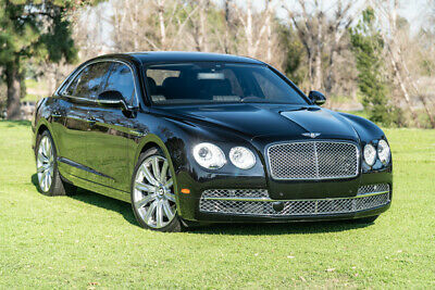 2015 Bentley Flying Spur  1 owner, well optioned, rear refrigerator, picnic tables! W12  MUST SEE!!