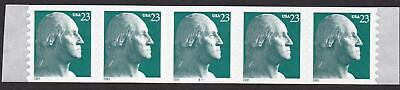 PNC5 23c Washington B111 US 3475A MNH, F-VF