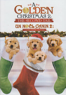 A Golden Christmas 2 - The Second Tail (Bilingual) (Dvd)