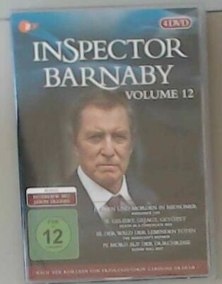 Inspector Barnaby, Vol. 12 [4 DVDs] John, Nettles, Dudgeon Neil and Wymark Jane: