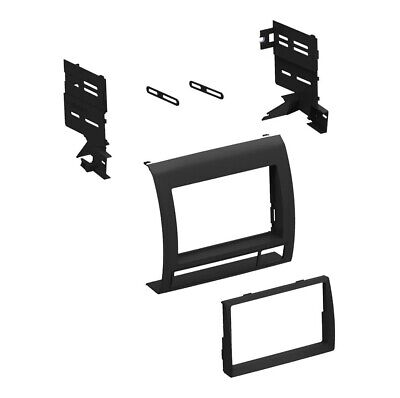 Scosche TA2052B Single DIN Installation Dash Kit for 2005-2008 Toyota Tacoma