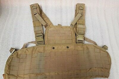 Military chest rig