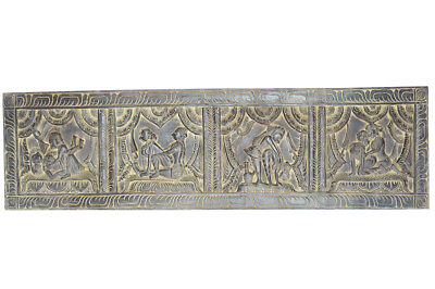 Vintage Kamasutra Carving Headboard Handcarved Indian Wall Art CLEARANCE SALE