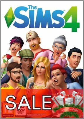 Lifetime! The Sims 4 - GAME - (Pc/Mac) Guarantee l REGION FREE, Limited quantity
