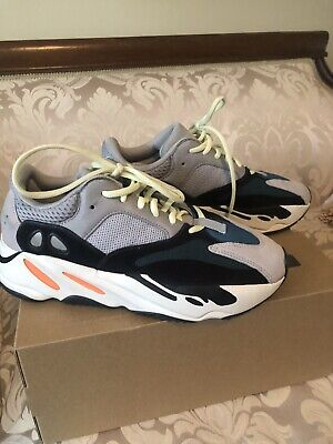 """1738dc215e8ad ADIDASS YEEZY BOOST 700 """"Wave Runner"""" Size 7 1 2 US- Used -  325.00 ..."""