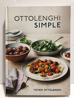 OTTOLENGHI SIMPLE by Yotam Ottolenghi (2018, Penguin Random House Hardcover) NEW