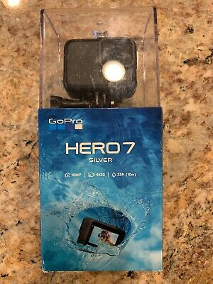 **BRAND NEW SEALED** GoPro - HERO7 Silver HD Waterproof Action Camera Silver!!