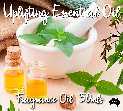 """Top Quality """"uplifting Essential Oil"""" Fragrance Oil, 50 Mls - Candles, Melts"""