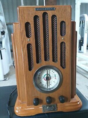 New. Vintage Art Deco Radio