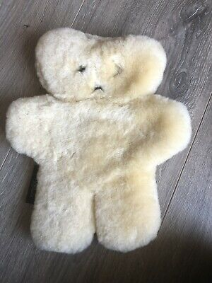 Flat Out Bear (Aust) Soft, Cuddly & Flat Baby Toy - Comforter Baby Milk