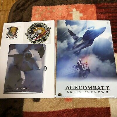 ACE COMBAT 7 SKIES UNKNOWN Collector's Edition Play Station