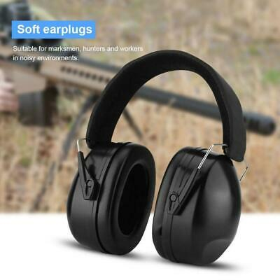 21DB Noise Canceling Electronic Ear Muffs Protection Gun Shooting Hunting Sport