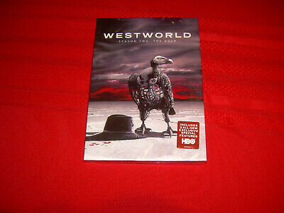 2018 The Complete Second Season 2 Two Sealed New WESTWORLD: THE DOOR DVD